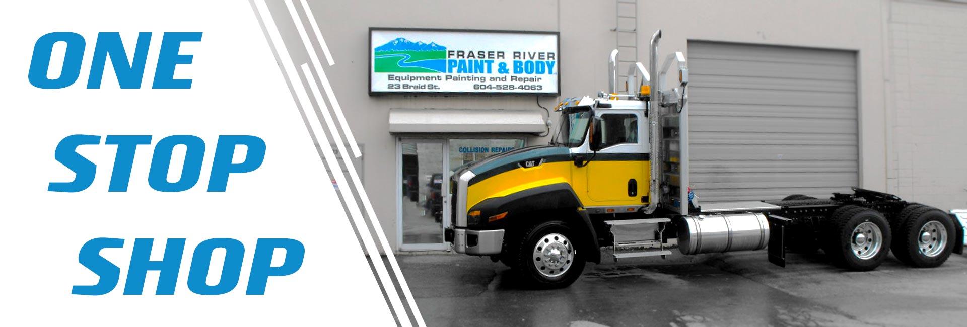 Collision and Auto Body Repair Shop British Columbia